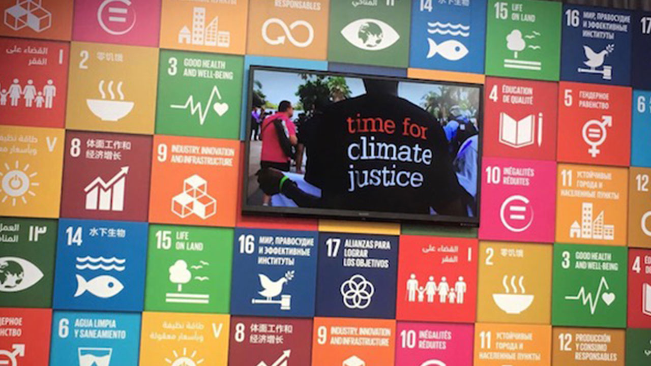 Harnessing Tech Innovation for the SDGs